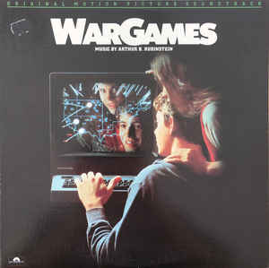 Rubinstein, Arthur - Wargames Soundtrack - LP