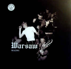 Warsaw - Reaction - LP