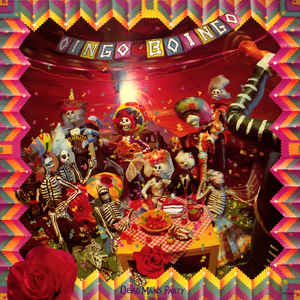 Used - Oingo Boingo - Dead Man's Party - LP