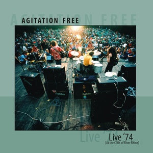 Agitation Free - Live '74 - LP