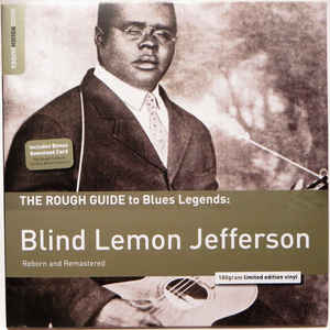 Blind Lemon Jefferson - The Rough Guide To - LP
