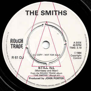 The Smiths - You've Got Everything Now (DJ Promo)