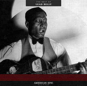 Lead Belly - The Best Of - LP