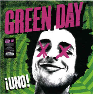 Green Day - Uno - LP