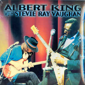 King, Albert & Stevie Ray Vaughan - In Sessoin - LP
