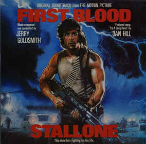 Goldsmith, Jerry - First Blood - LP
