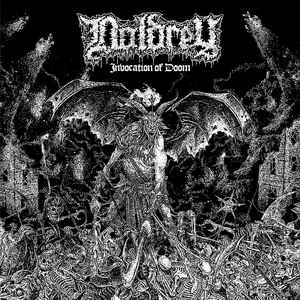 Doldrey - Invocation Of Doom - LP