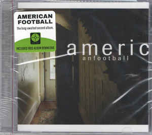 American Football - Self Titled II - LP