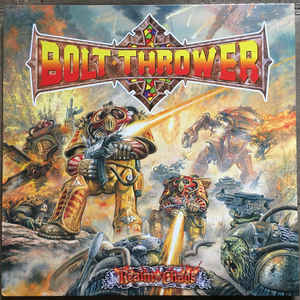 Used - Bolt Thrower - Realm Of Chaos - LP