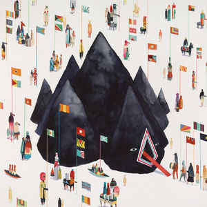 Used - Young The Giant - Home Of The Strange - LP