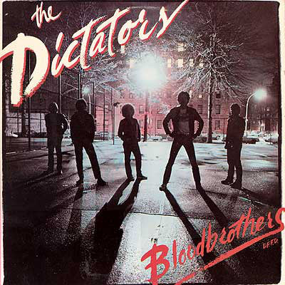 Used - Dictators - Bloodbrothers - LP