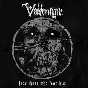 Used - Vallenfyre - Fear Those Who Fear Him - LP