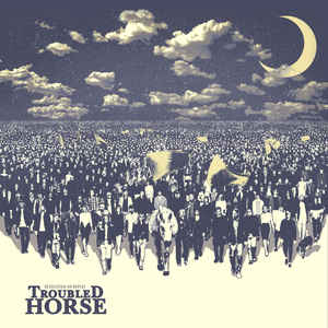 Used - Troubled Horse - Revolution On Repeat - LP
