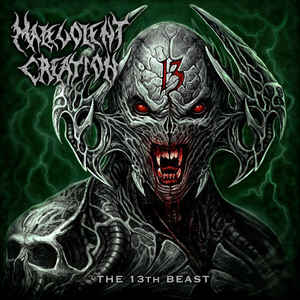Used - Malevolent Creation - The 13th Beast - LP