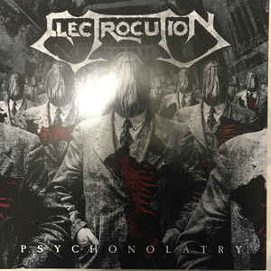 Used - Electrocution - Psychonolatry - LP