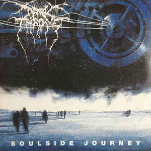 Used - Dark Throne - Soulside Journey - LP