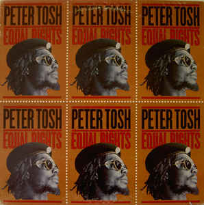 Used - Tosh, Peter - Equal Rights - LP