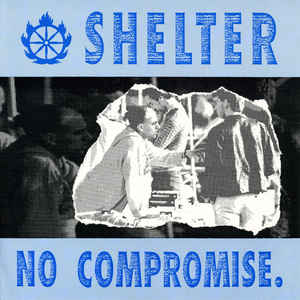 Used - Shelter - No Compromise - 7""