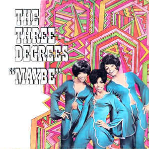 Used - The Three Degrees - Maybe - LP