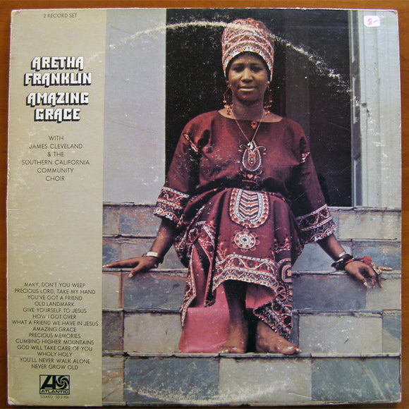 Used - Franklin, Aretha - Amazing Grace - 2xLP