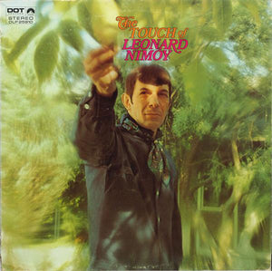 Used - Nimoy, Leonard ‎– The Touch Of Leonard Nimoy - LP