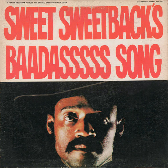 Used - Van Peebles, Mario ‎– Sweet Sweetback's Baadasssss Song (An Opera) - LP