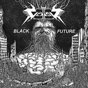Used - Vektor - Black Future - 2xLP