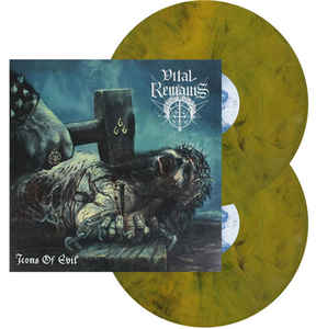 Used - Vital Remains - Icons Of Evil - 2xLP