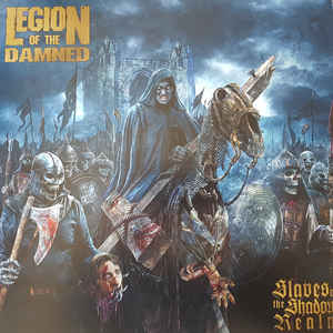 Used - Legion Of The Damned - Slaves Of The Shadow Realm - LP