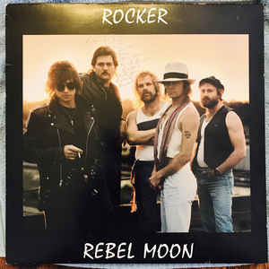 Used - Rocker - Rebel Moon - LP