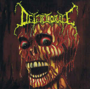 Used - Deteriorate - Rotting In Hell - 2xLP