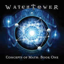 Used - Watchtower - Concepts Of Math: Book One - LP