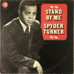 Used - Turner, Spyder ‎– Stand By Me - LP