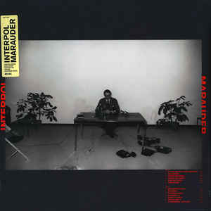 New - Interpol - Marauder - LP