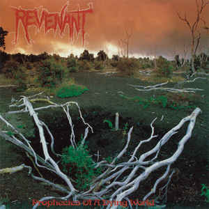 Used - Revenant - Prophecies Of A Dying World - 2xLP