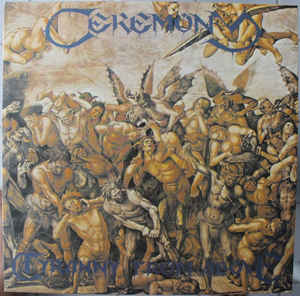 Used - Ceremony - Tyranny From Above - LP