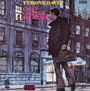 Used - Davis, Tyrone ‎– Can I Change My Mind - LP