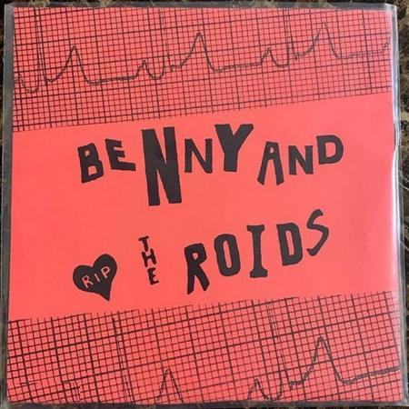 Benny & The Roids - Self Titled - LP