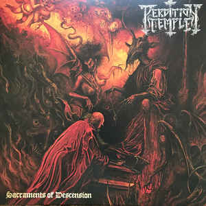 Perdition Temple - Sacraments of Descension - LP