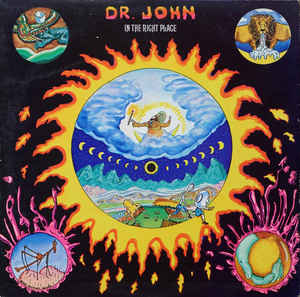 Dr. John - In The Right Place - LP