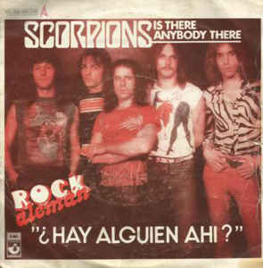 Scorpions - ¿Hay Alguien Ahi? = Is There Anybody There - 7