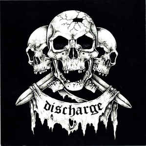 Discharge - Indoctrination Of The Masses - LP