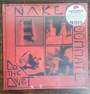 Naked Roommate - Do The Duvet - LP