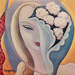 Used - Derek And The Dominos ‎– Layla - LP