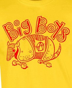 New - Big Boys - BiFocal Media - Shirt