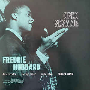 New - Freddie Hubbard - Open Sesame LP