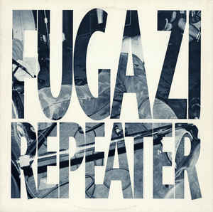 New - Fugazi - Repeater LP