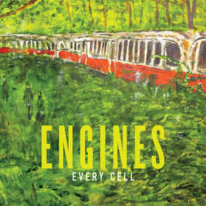New - Engines - Every Cell LP
