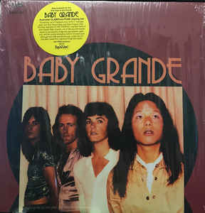 New - Baby Grande - Self Titled LP