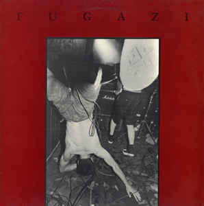 New - Fugazi - Self Titled EP